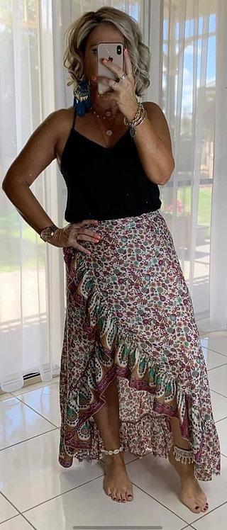 Halo Wrap Skirt - Boho Kiki