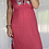 Thumbnail: Embroidered Maxi Dress - Red