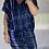 Thumbnail: Peppa Batwing Dress - tie dye