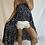 Thumbnail: Roxy Skirt - Black Leopard