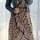 Thumbnail: Ella Wrap Long sleeve - Chocolate