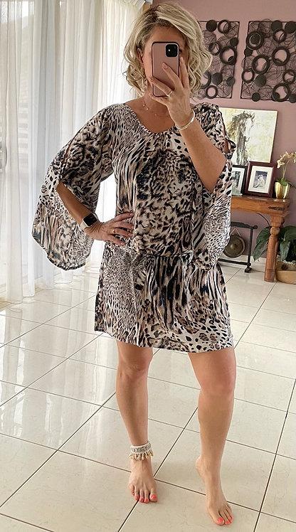 Rosie - Chocolate Leopard