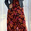 Thumbnail: Ella Flutter Wrap Dress -  Firestone floral