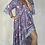 Thumbnail: Frankie Maxi Dress - Purple 51