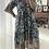 Thumbnail: Frankie Maxi Dress - Coco Blue