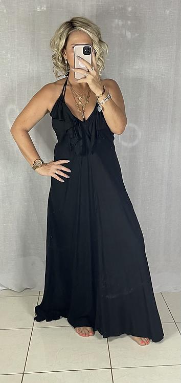 Izzy Maxi Dress - Black