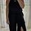 Thumbnail: Mabel Halter Jumpsuit - black
