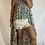 Thumbnail: Roxy Skirt - Cream leopard