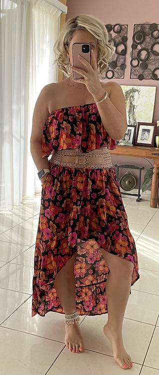 Roxy Dress - Firestone  Floral