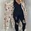 Thumbnail: Gracie Kimono Cover - Aqua Floral
