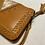 Thumbnail: Handmade Leather Purse - Tan