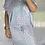 Thumbnail: Peppa Batwing Dress - pastels