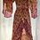 Thumbnail: Raffa Kimono Sleeve - Retro Peach