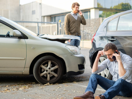 Five Steps to Follow After Being Involved in a Vehicular (Automobile) Accident
