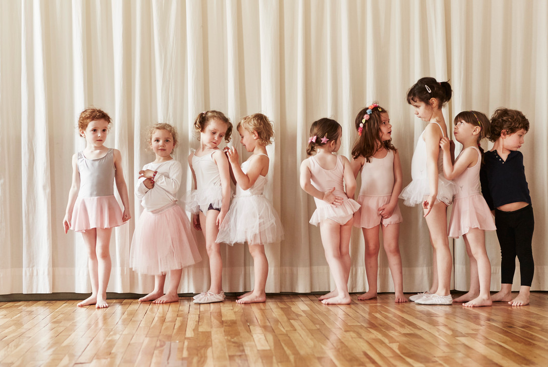 Little miss sunshine. Assignment for the Studio Keller and the choreographer Lilith Vardanyan