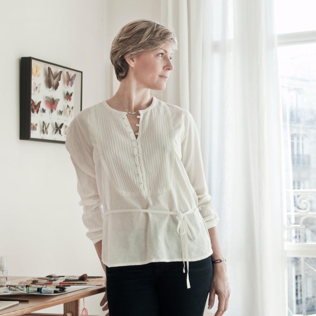 Helen Ström, artiste peintre