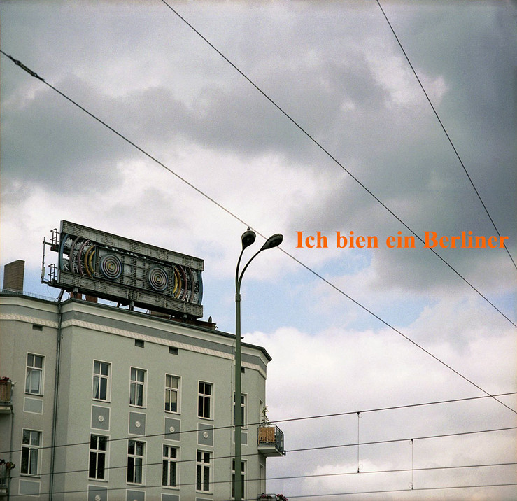 """Série """"Ich bin ein Berliner"""""""
