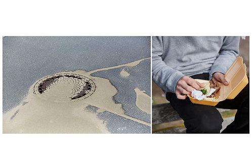 Diptyque the sand + Kebab