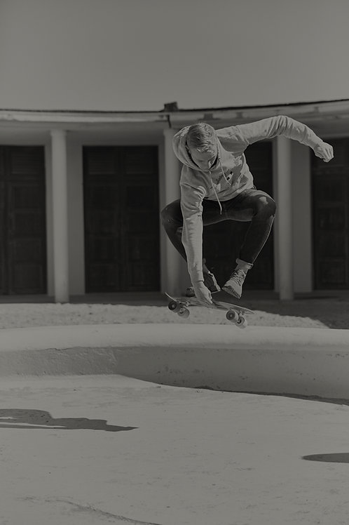 Boy with the skateboard #02