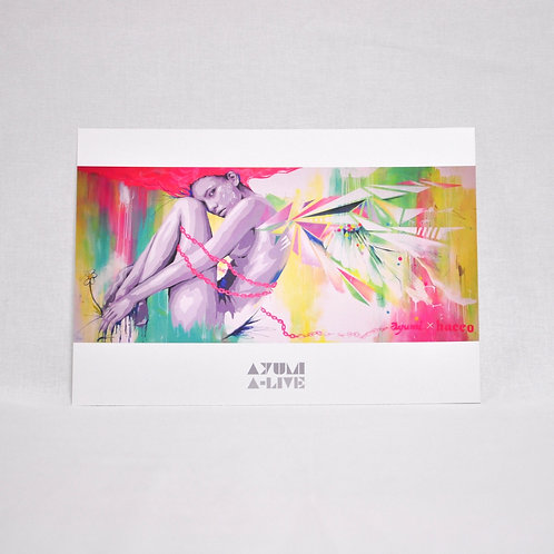 "Art Card ""something beautiful """