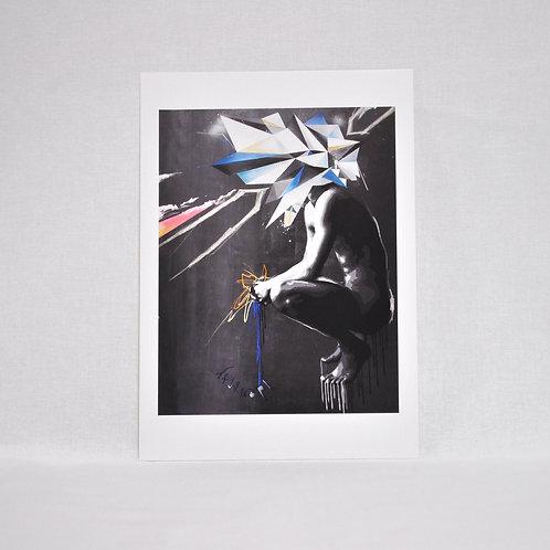 "Art Card ""identity"""