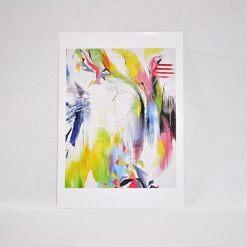 "Art Card ""Self"""