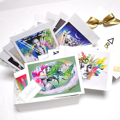 Gift  - Art Cards Set of 13