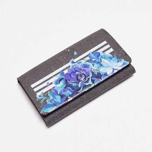 AYUMI×ARLEQUIN - Business Card Holder - (GREY)
