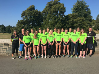 Exeter head to British and English Nationals once again