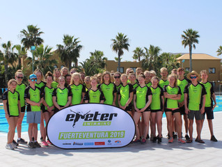 Sand, Sun and Swimming - Another Succesful Warm Weather Camp Wraps up in Fuerteventura