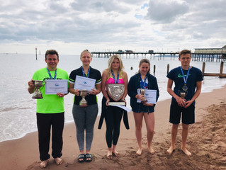 Devon Open Water Championships success for our swimmers
