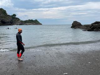 Marathon Man's Bristol Channel Swim