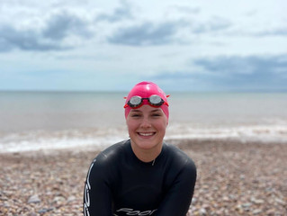 Lily CB to Swim the English Channel!