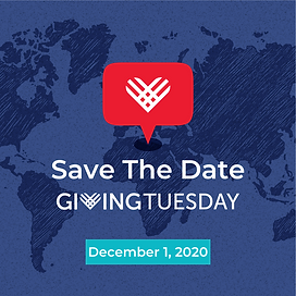 Giving Tuesday Instagram Save the Date 2