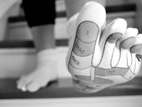 The Difference Between Reflexology and Massage
