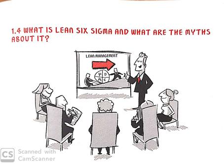 ¿Qué es Lean Six Sigma y cuáles son los mitos al respecto?