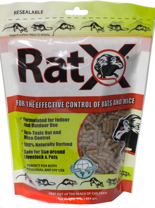 Rat X Bag 1 lb.
