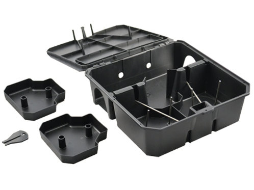 Rat Bait Station (Set of 6)
