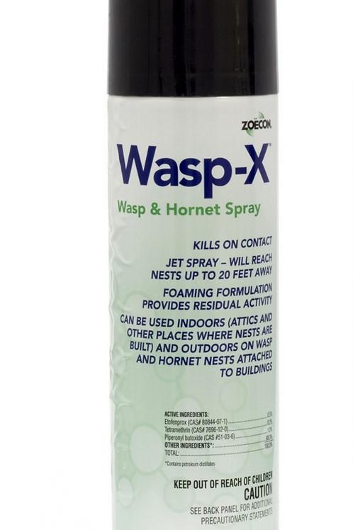Wasp-X Wasp & Hornet Spray Can 16 oz