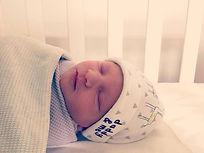 Calm Waves HypnoBirthing baby Alexander