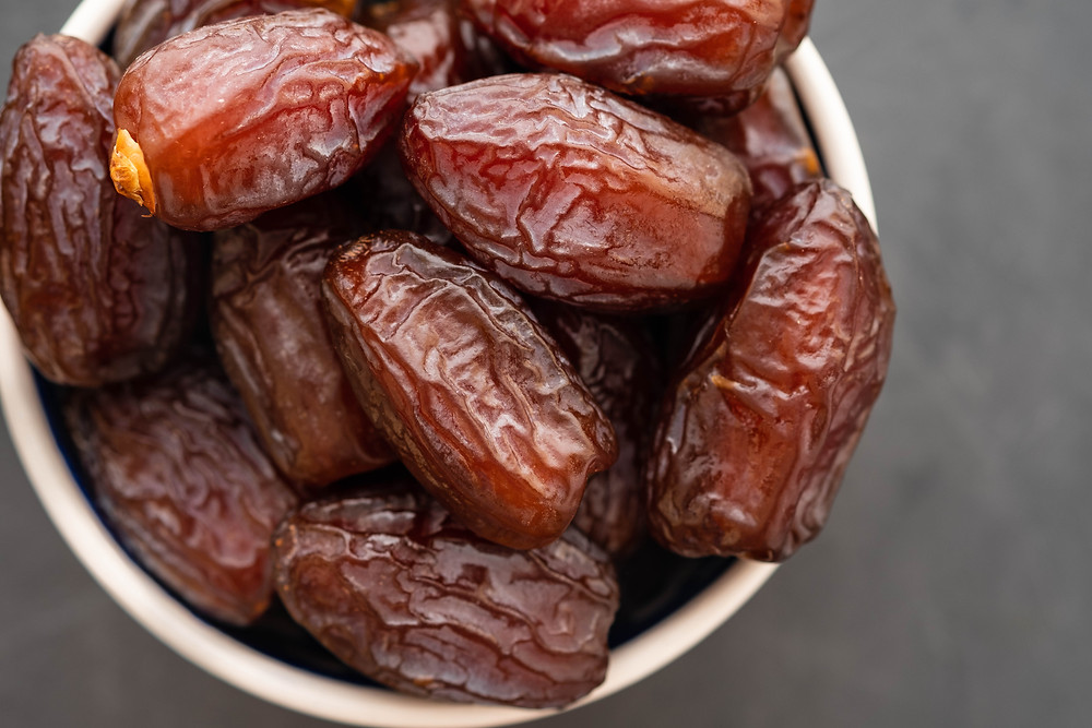 Yummy medjool dates