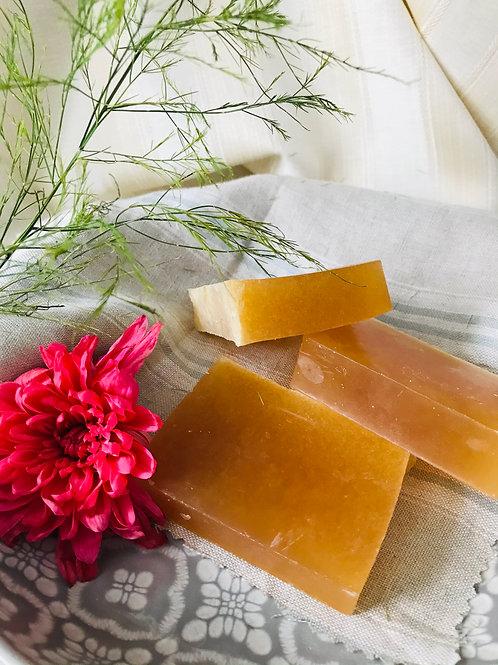 Papaya and Orange Soap