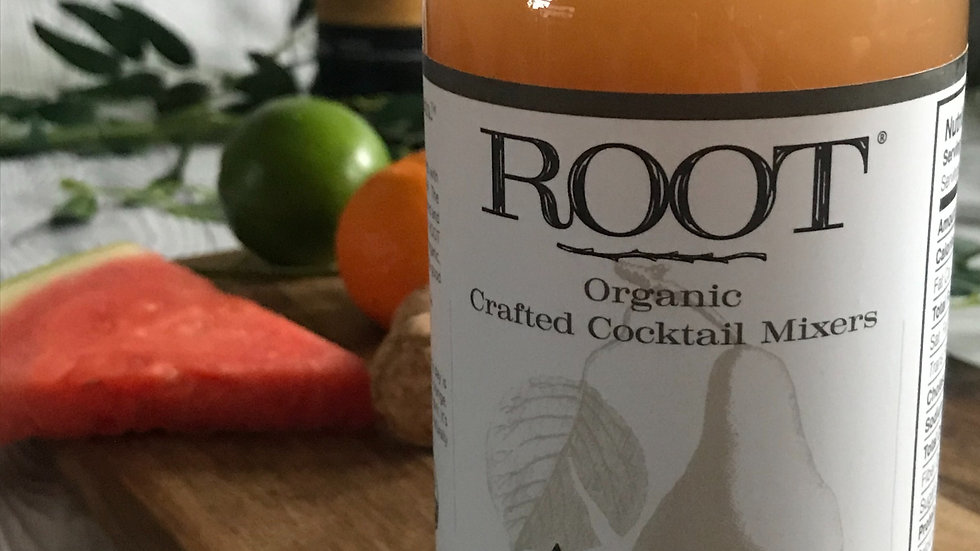The Root Crafted  Au Pear Cocktail Mix