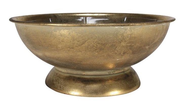Gold Brocante Bowl