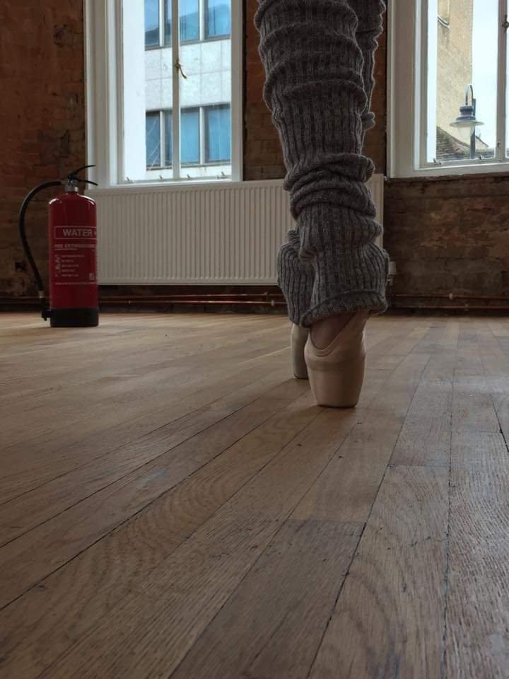 Babies Ballet Toddington (3-5yrs)