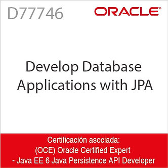 D77746 | Develop Database Applications with JPA