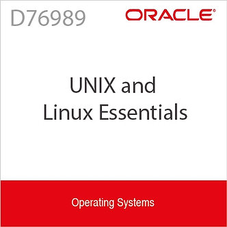 D76989 | UNIX and Linux Essentials Ed2
