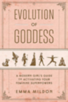 Evolution of Goddess, Goddess, Emma MIildon, Feminist,