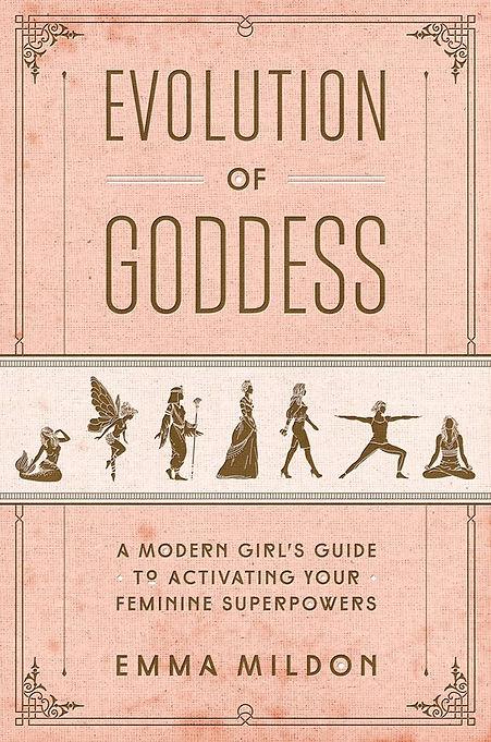 Evolution of Goddess, Goddess, Emma MIildon, Feminist,