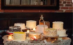 Vintage Cake Stand Rentals